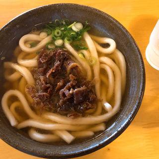 肉うどん(飩平庵 )