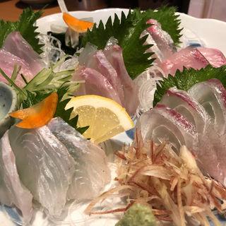 刺し盛り(魚藩 )