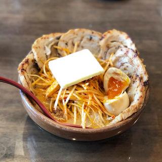 北海道味噌炙りチャーシュー麺(田所商店 成田店)