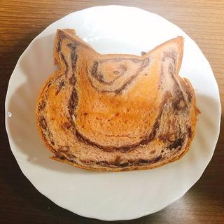 いろねこ食パン(喫茶ブルージン (BLUE JEAN))