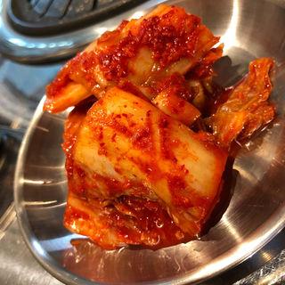 白菜キムチ(焼肉永昌苑 福岡店)