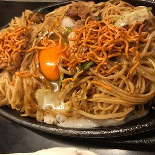 焼きラーメン(ケンゾーカフェ (KENZOcafe))