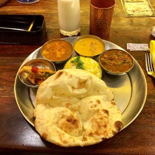 トリプルカレーセット(印度料理シタール )