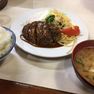 ハンバーグ定食(グリルキムラ )