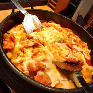 タッカルビ(韓国郷土料理 ととり )