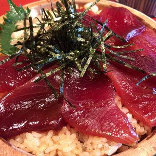 梅 てこね寿司(すし久)