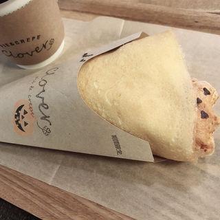 ハロウィン限定メニュー(pie&crepe Clover)