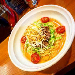 冷やし坦々麺(麺屋 一刃)