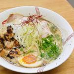 醤油ちゃーしゅー麺