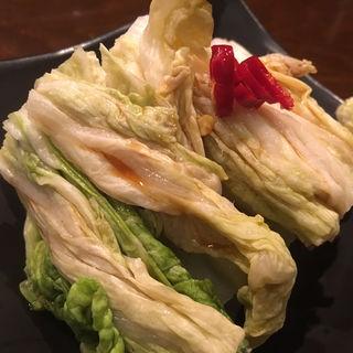 白菜の浅漬け(なたろう)