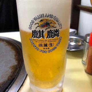 麒麟 淡麗生(かく庄 )