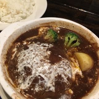 煮込みハンバーグ(グラナダ軽井沢 )