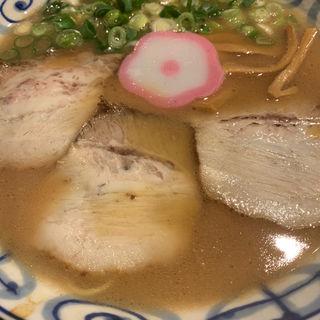 中華そば(丸田屋 次郎丸店 )