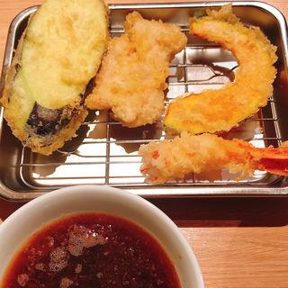 天ぷら定食(天ぷらのひらお 天神店 )