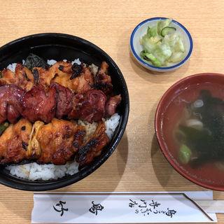 焼き鳥丼(鳥竹 二丁目店)