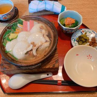 穴子雑煮(島原具雑煮のせき亭)