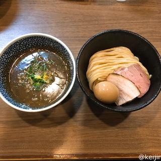 味玉つけ麺(煮干しつけ麺 宮元)