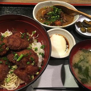 期間限定ソースかつ丼(鳥一 外苑前店 (とりいち))