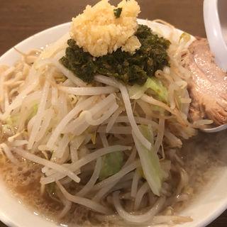 ラーメン(ポン酢)(凛 渋谷店)
