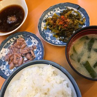 天ぷら定食(天ぷら だるま)