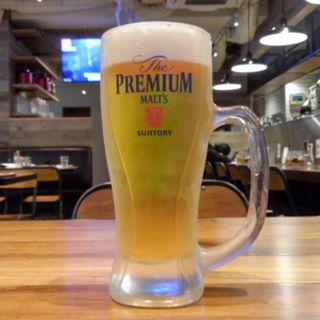 ビール(筋肉食堂 銀座コリドー店 )