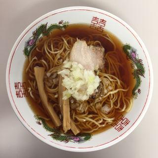 ラーメン(中華そば たてしな )