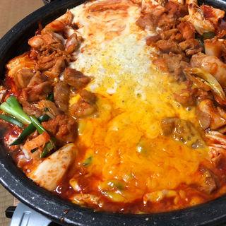 チーズダッカルビ(韓国居酒屋 イニョン)