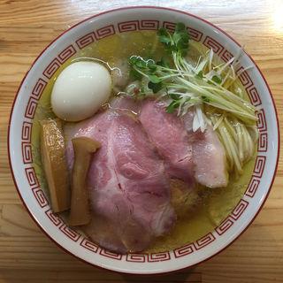 特級中華そば(松)(自家製麺 くろ松)