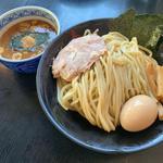 三田盛りつけ麺 大(茹で上がり580g)(三田製麺所 国分寺並木店 )
