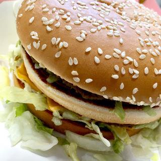 グランドビッグマック(マクドナルド 3号線松崎店 (McDonald's))