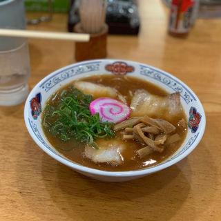 中華そば(丸三 (まるさん))