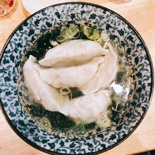スープ餃子(5個)(悟空 (ゴクウ))