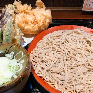 野菜つけ天(味奈登庵 横浜天理ビル店 (ミナトアン))