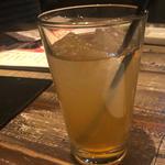 りんごジュース(代官山焼肉kintan)
