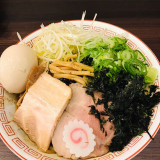油そば(麺や 河野)