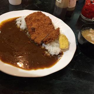 カツカレー(ミクロ 第一ビル店 )