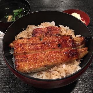 鰻丼(市松)