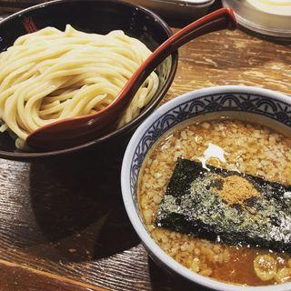 背脂つけ麺(三田製麺所 御茶ノ水店 )