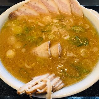 トロ肉チャーシュー麺