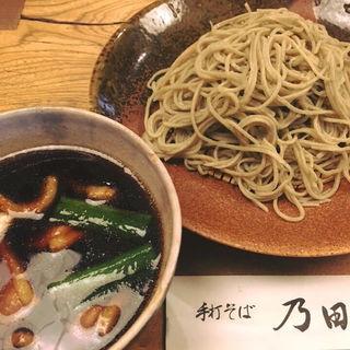 鴨汁蕎麦(乃田 )