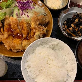 チキン南蛮定食(醍醐 )