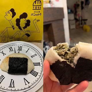 しらマヨおむすび(パンのトラ 八事店)