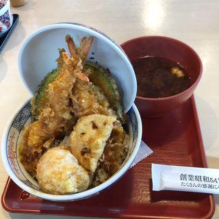 上天丼(えびのや 京都洛西店 )