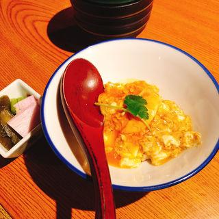親子丼(焼鶏あきら 中目黒本店 (やきとりあきら))