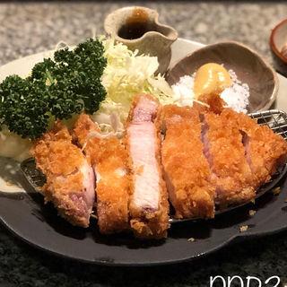 ロースカツ(梅酒の店 ぱかぱか )