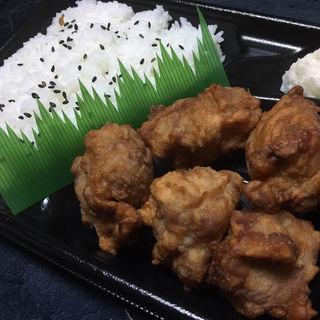 若鶏のジューシー唐揚弁当(ファミリーマート 札幌南7条西7丁目店 )