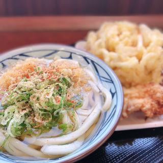 かけうどん(丸亀製麺 札幌石山店 )