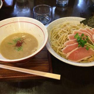 美白白湯(数量限定)(麺ゃ しき )