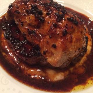 牛フィレ肉とフォアグラのロッシーニ(俺のフレンチ KAGURAZAKA)