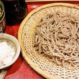 辛味大根蕎麦(手打ち蕎麦 さとたけ)